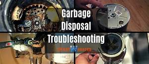 Garbage Disposal Troubleshooting