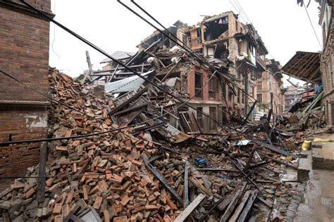 Earthquake Images Podcast Could An Earthquake Destroy Humanity Future Of