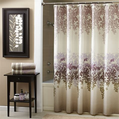 Shower Curtain Drapes by Croscill Wisteria Shower Curtain Shower Curtains At