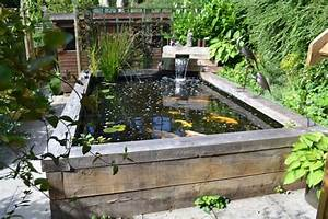 Filtration Biologique Pour Bassin A Poisson : la carpe koi koi japonais poisson en bois et carpe koi ~ Premium-room.com Idées de Décoration