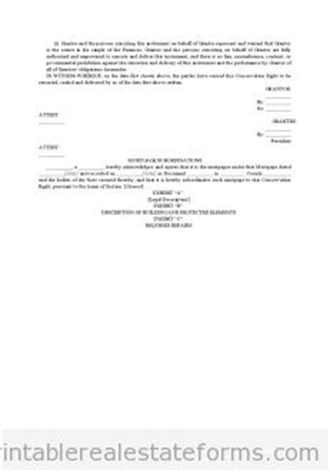blank easement forms 1000 images about legal template pdf file on pinterest