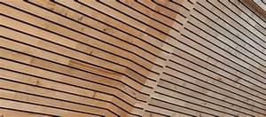Bardage Bois Claire Voie : bardage en bois claire voie achat et devis nature bois ~ Dailycaller-alerts.com Idées de Décoration