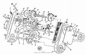 26 Yard Machine Tiller Parts Diagram
