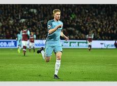 West Ham 04 Manchester City Kevin De Bruyne insists Pep