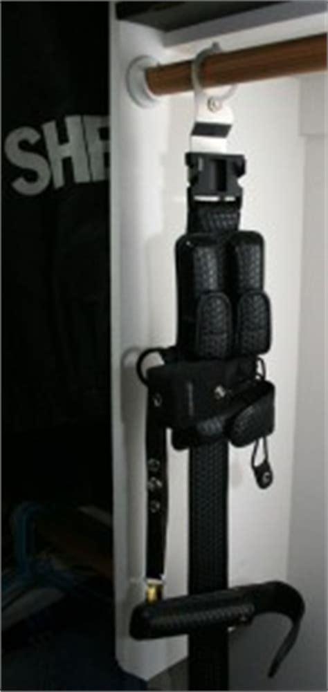 duty belt hanger gun belt hanger sam browne hanger i