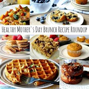 Healthy Mother's Day Brunch Recipe Roundup {and an ...