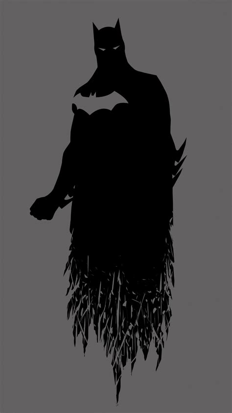 wallpaper batman minimal dark   minimal