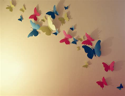 Wall Art Butterflies - Elitflat