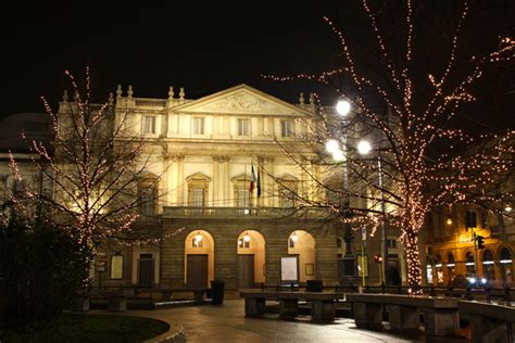 la scala theatre launches  season italy magazine