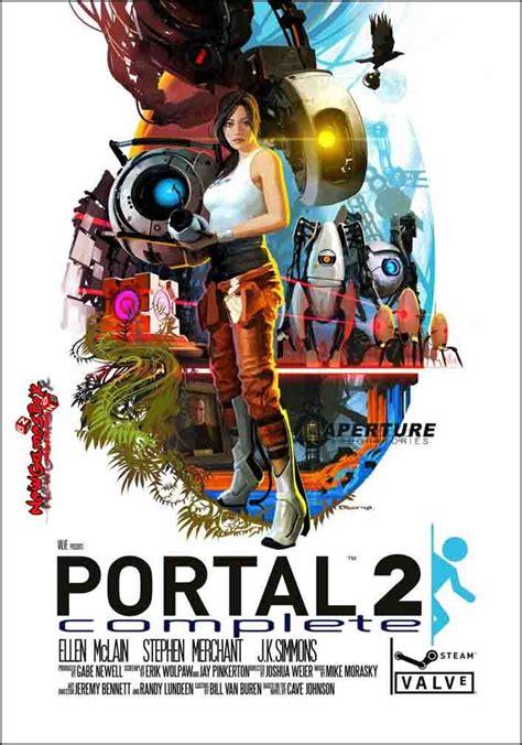portal 2 complete free download full version pc setup