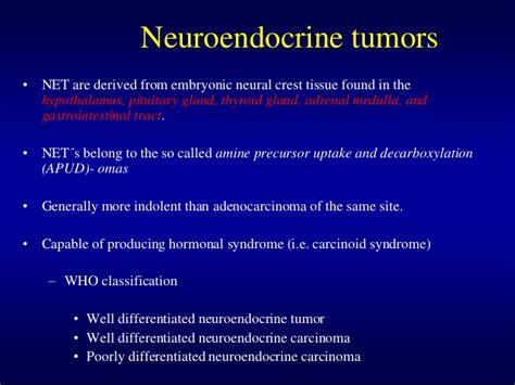 Neuroendocrine Tumor