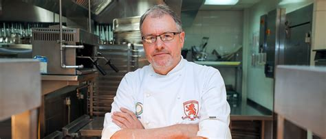 meet  executive head chef middlesbrough fc