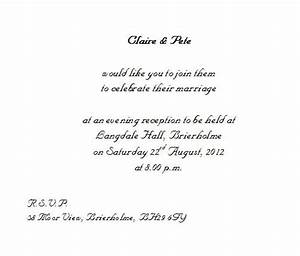 invitation wording wedding bride and groom inviting lake With wedding invitation sayings from bride and groom