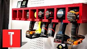 Diy Charging Station For Power Tools