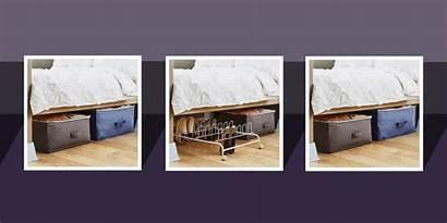 Bed Under Drawers Underbed Bins Organizing