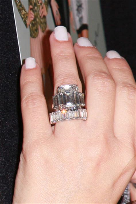 engagement rings from liberty ross to julianne hough
