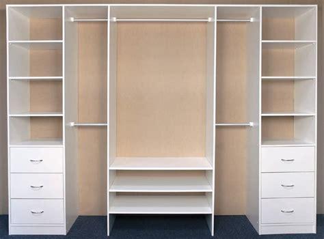 3 Door Wardrobe Closet by 3 Door Layout Options Brodco Wardrobes Closets