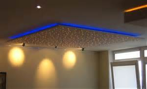 eclairage faux plafond led starry sky ceiling light illuminated signs led light