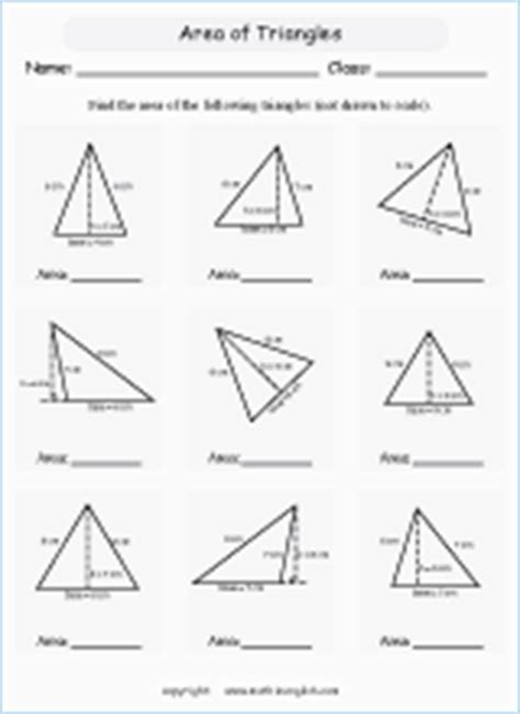 area  circles worksheets circumference worksheets
