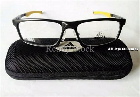 jual promo frame kacamata minus plus kaca mata optik adidas sporty terbaru terima pasang