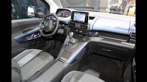 Peugeot Rifter Interieur : launched peugeot rifter allure full interior ~ Dallasstarsshop.com Idées de Décoration