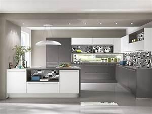 Küchenbeispiele L Form : moderne k chen mit insel l form ~ Sanjose-hotels-ca.com Haus und Dekorationen