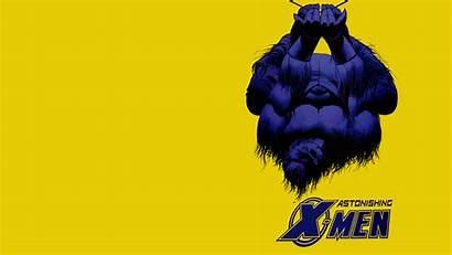 Beast Marvel Comics Wallpapers Rogue Backgrounds Astonishing