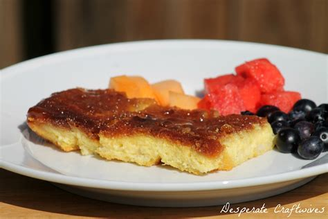 creme brulee toast desperate craftwives creme brulee french toast