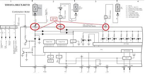 toyota revo engine diagram eclipse dash wiring diagram
