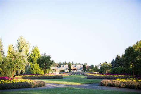 oregon garden wedding oregon garden resort venue silverton or weddingwire