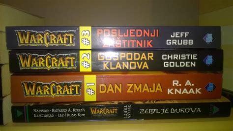 Knjige znanstvene fantastike, Forgotten Realms, Warcraft