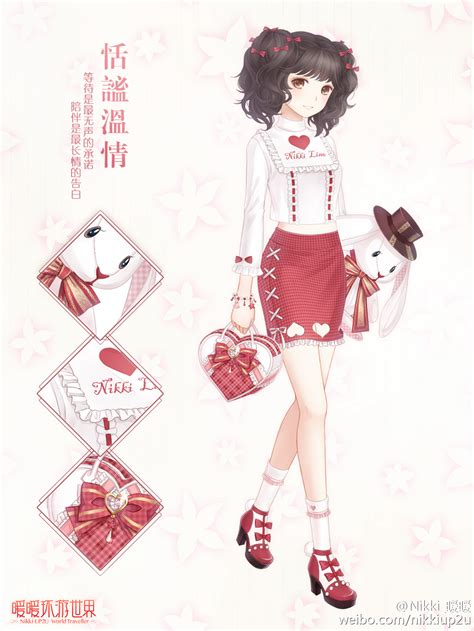 Something ruby would definitely wear for valentines day | RP | Pinterest | Anime Anime outfits ...