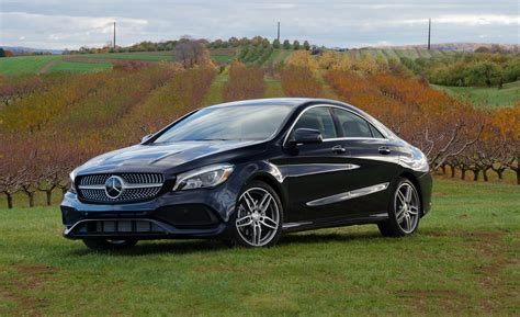 A modernized interior joins a solid and playful chassis. 2017 Mercedes-Benz CLA250 | Cars Exclusive Videos and Photos Updates