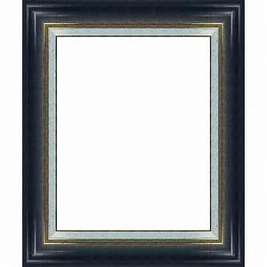 Cadre Marie Louise : cadre bleu avec marie louise cadre pour peinture sur mesure ~ Melissatoandfro.com Idées de Décoration