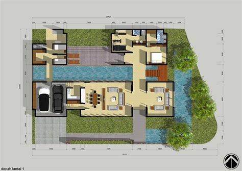 gambar desain rumah  juta informasi desain  tipe rumah