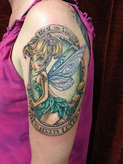 tinkerbell tattoos designs ideas  meaning tattoos