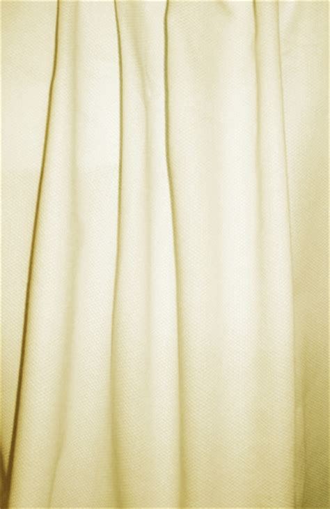 ivory textured fabric cotton shower curtain