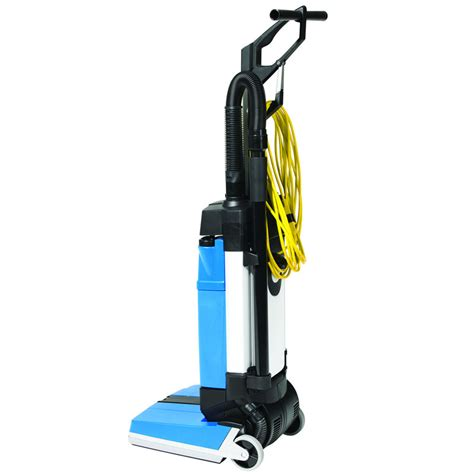 ma10 12ec upright auto scrubber w carpet cleaning tools