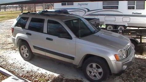 on board diagnostic system 2005 jeep grand cherokee parking system sell used 2005 jeep grand cherokee in elm mott texas united states for us 7 800 00