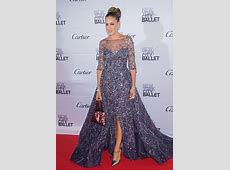 Mostly Well Played Sarah Jessica Parker in Zuhair Murad