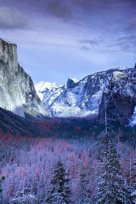 wallpaper yosemite valley yosemite national park winter