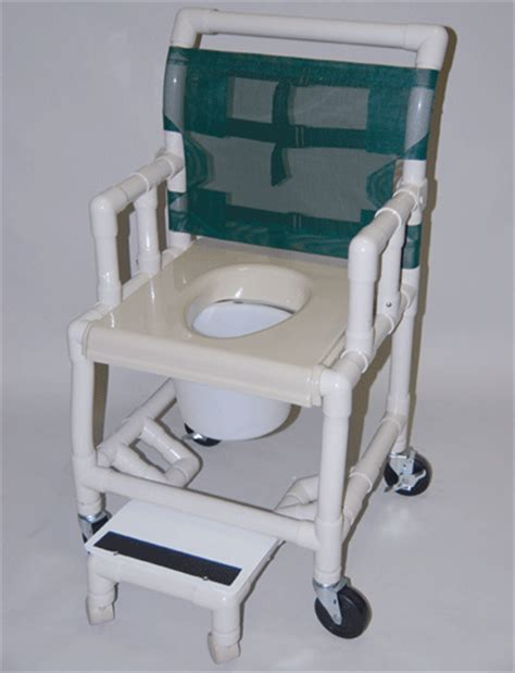 shower chair deluxe drop arm vacuum seat footrest with