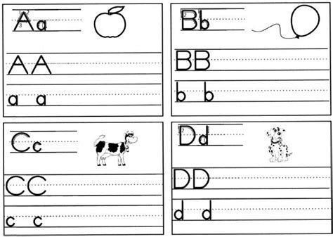 free printable alphabet worksheets for grade 1 17 best images about handwriting practice for grade