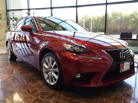 2015 red lexus is 250 2015 lexus is 250 red 200 interior and exterior images