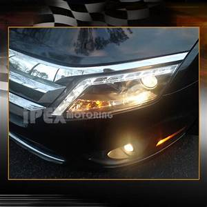 2010 2011 2012 Ford Fusion S  Se  Sel Ultra Led Drl Bar