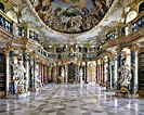 Wiblingen Abbey Library | Libraries I'd Like to Visit ...