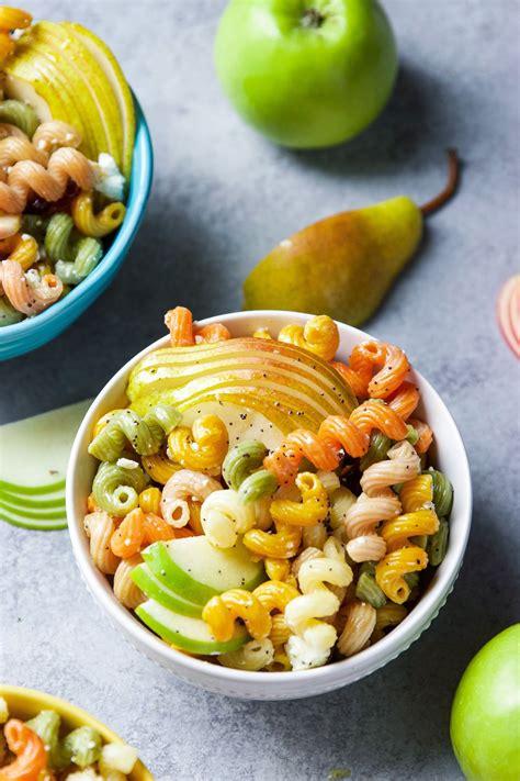 Kale caesar pasta salad recipe. Fall Harvest Pasta Salad   Recipe   Perfect pasta recipe, Cold pasta dishes, Best thanksgiving ...