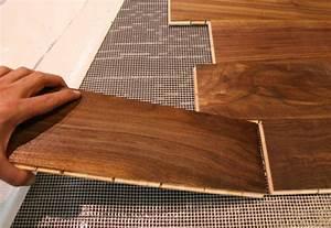 Come posare un pavimento di legno