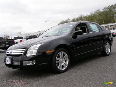 Ford Fusion 2006 by 2006 Ford Fusion Sedan Pictures Information And Specs