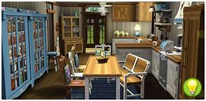 Charmingly simple kitchen collection store the simstm 3 for Sims 3 interior design kitchen